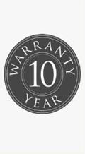 Masterclass kitchens come with a long 10 year warranty