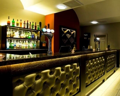 Bespoke bars and reception counters