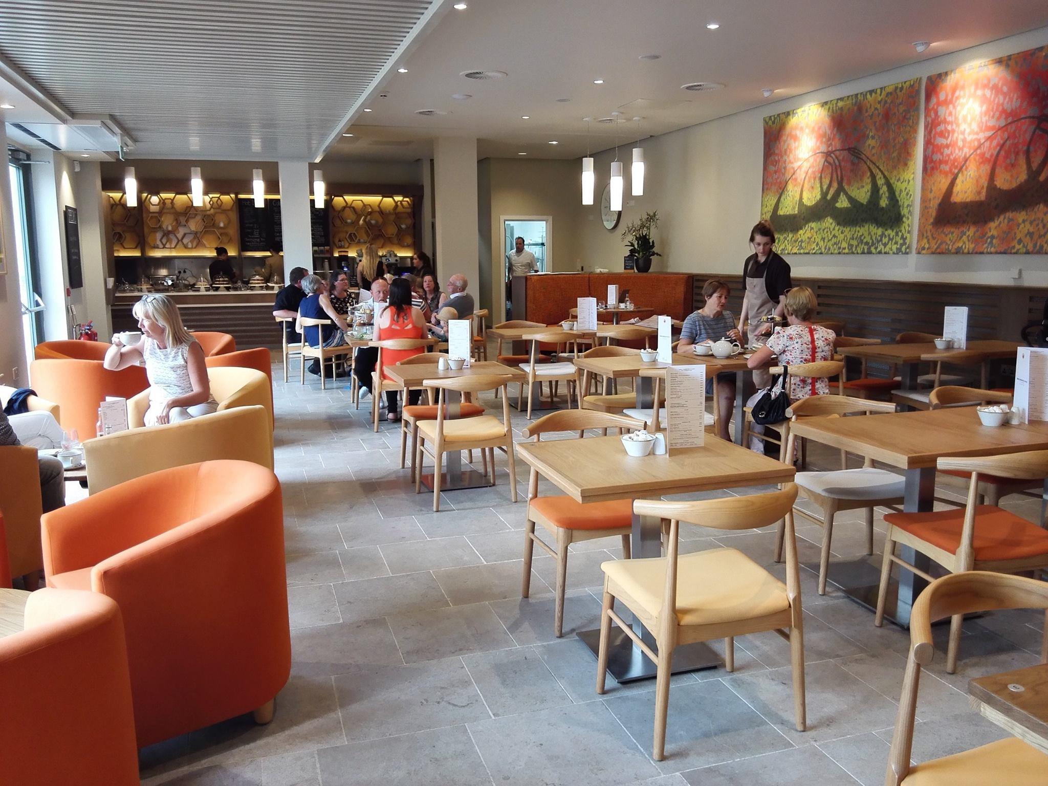Northcote Cafe Blackburn Interior