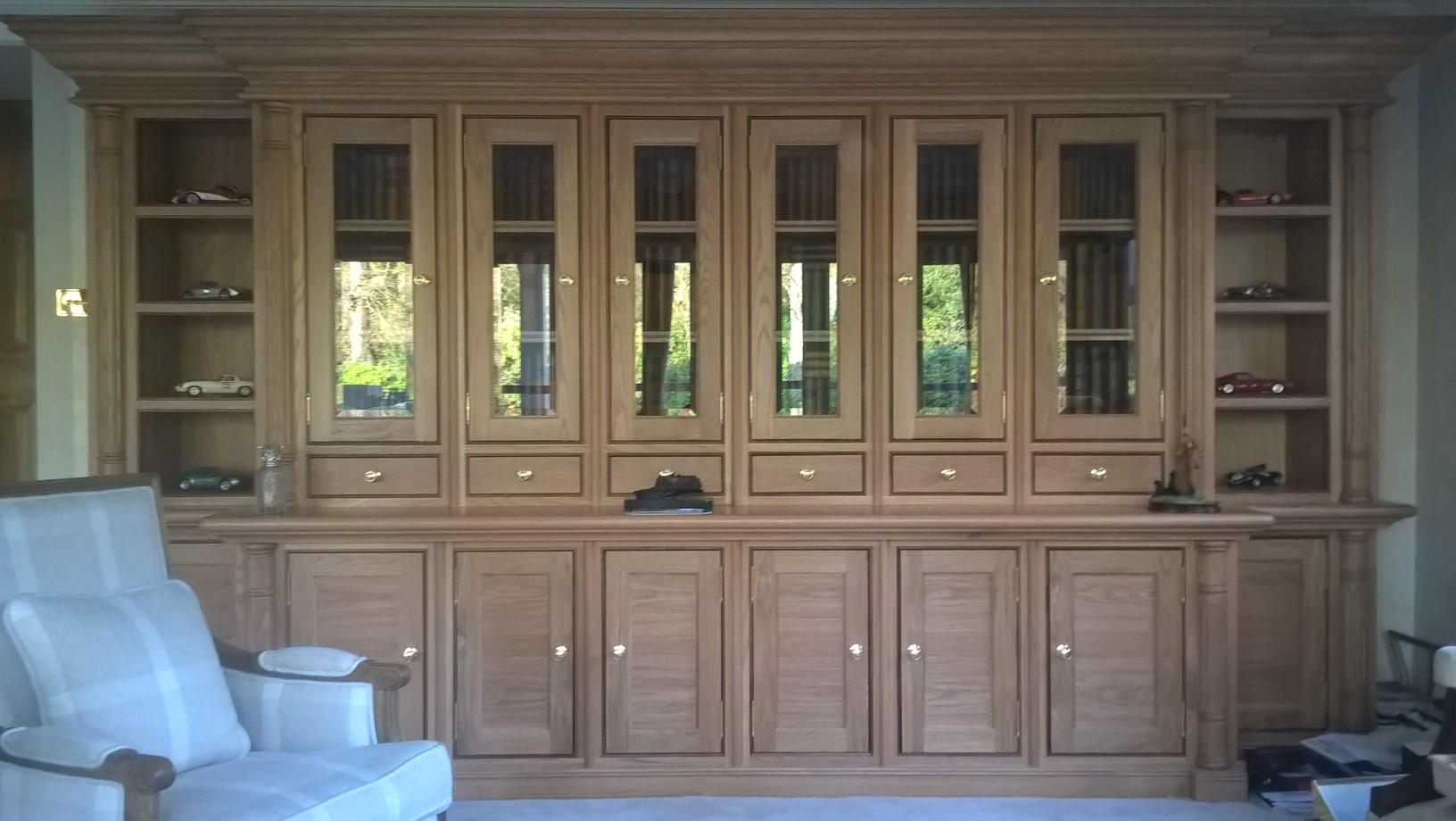 Traditional bespoke furniture